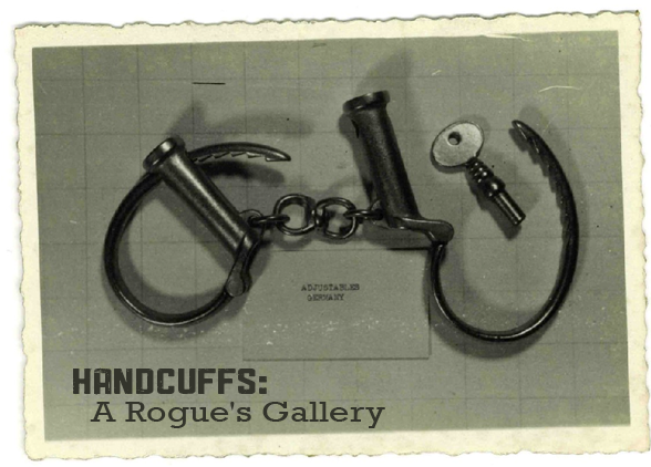 Handcuffs: A Rogue's Gallery