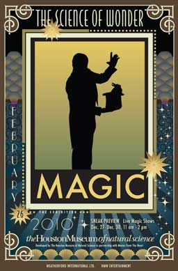 Magic: The Science of Wonder