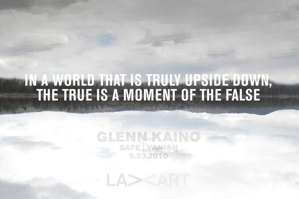 Glenn Kaino: Safe/Vanish