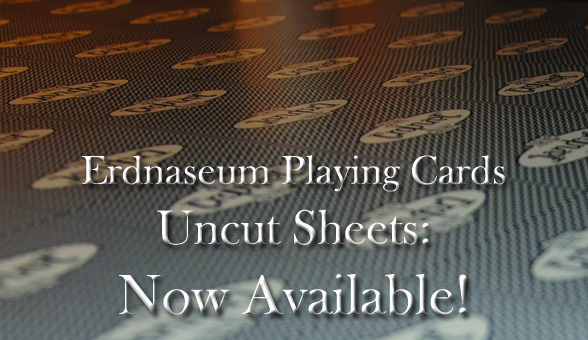 Erdnaseum Uncut Sheets