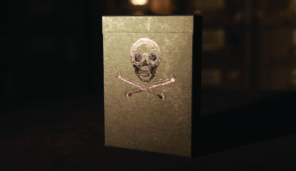 SPECIAL BONUS: Unique Skull and Bones Deck!