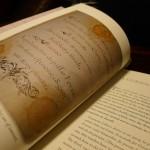 A Curious Manuscript