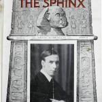 The Sphinx vol 9-257