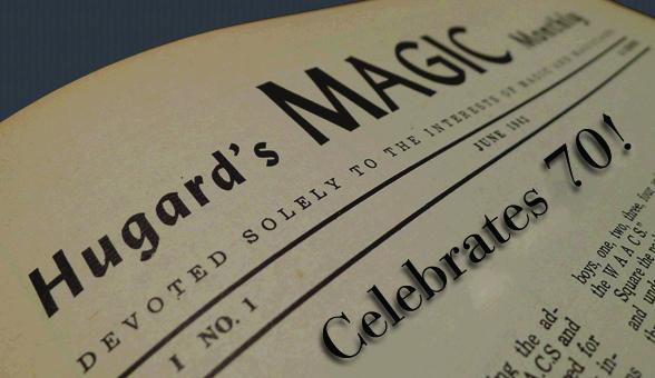 Hugard's Magic Monthly at 70