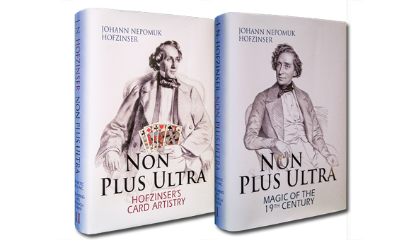Magic Christian's Hofzinser Books Released!