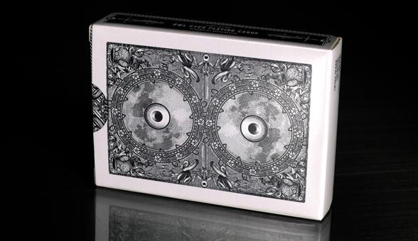 Owl Eyes in Nocturnal Black!