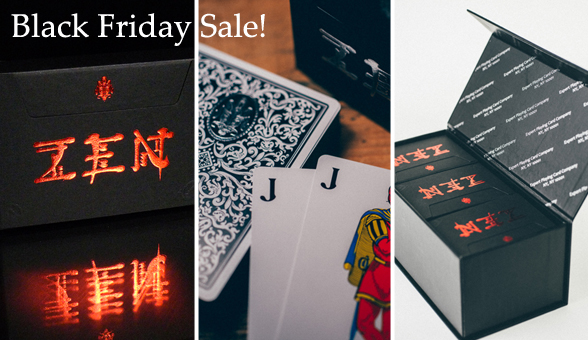 Black Friday = New Products + Huge Savings!