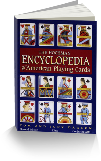 NEW Hochman Encyclopedia of American Playing Cards Now An Ebook!
