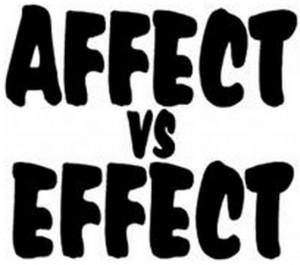 AffectVsEffect