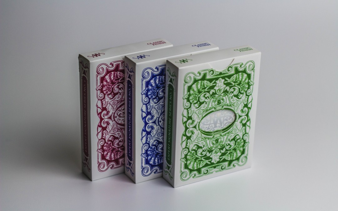 Chameleons by Asi Wind and Expert Playing Card Company