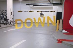Rubin car park_down