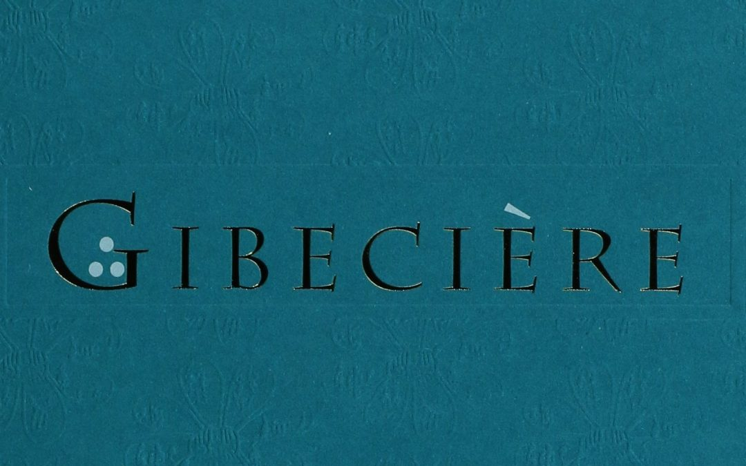 Gibecière 21, Volume 11, Number 1
