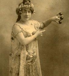 Images from Egyptian Hall: Adelaide Herrmann